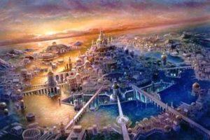 Древняя Атлантида